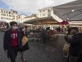KORONAVÍRUS V Benátsku sprísňujú