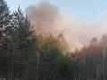 VIDEO Ukrajinskí hasiči bojujú