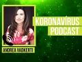 KORONAVÍRUS PODCAST Andrea Vadkerti