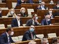 Parlament sa zíde opäť v utorok: Rokovať má aj o opatreniach envirorezortu