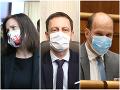 KVÍZ (Ne)známe postavy slovenskej politiky: Rúška zatajili ich tváre, uhádnete, kto sa za nimi ukrýva?
