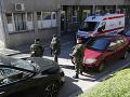 KORONAVÍRUS Nákaza v Srbsku silnie: Armáda otvorila v Belehrade poľnú nemocnicu