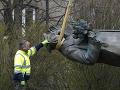 Ruskí extrémisti zaútočili na české veľvyslanectvo, nahnevalo ich odstránenie sochy Koneva