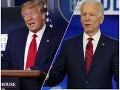 Demokrati v USA budú mať zjazd: Biden vedie nad Trumpom o 9 percentuálnych bodov