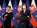 KORONAVÍRUS Slovensko do boja s vírusom nasadilo aj eurofondy! Remišová oznámila prvú výzvu
