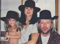 Demi Moore a Bruce