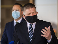 KORONAVÍRUS Robert Fico označil opatrenia v súvislosti s vírusom za mocenské gesto vlády