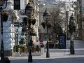 Ulice v Srbsku sú