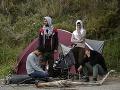 Ukrajinskí policajti prenasledovali migrantov: Zadržali ich na Slovensku