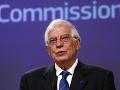 Borrell vykoná oficiálnu návštevu Ruskej federácie: Odchádza v období napätých vzťahov