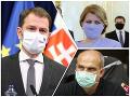Matovič viní Lučanského: Kontroly mali byť námatkové! Policajný prezident sa bráni, riadili sme sa pokynmi