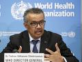 KORONAVÍRUS Šéf WHO žiada o dar desiatich miliónov dávok vakcín pre chudobné krajiny