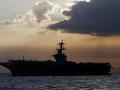 Americká lietadlová loď USS