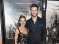 Elsa Pataky a Chris Hemsworth