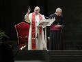 Pápež slávil pamiatku Kristovho umučenia: Silné slová modlitby za celý svet zasiahnutý pandémiou