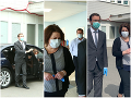 KORONAVÍRUS Krajčí bol na prehliadke nemocníc: Sulíkov návrh neodmieta, nemám protiargument, tvrdí
