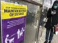 KORONAVÍRUS Štát New York hlási 783 nových obetí nákazy, celkovo už 8627
