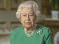 KORONAVÍRUS Kráľovná sa prihovorila Britom: Vyzdvihla dôležitosť odkazu Veľkej noci v čase pandémie