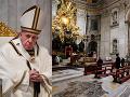 KORONAVÍRUS Tradícia z Vatikánu je tento rok iná: Gigantická bazilika zívala prázdnotou