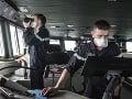 KORONAVÍRUS Posádka lietadlovej lode Charles de Gaulle musí ísť do karantény