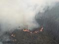 Požiar v Černobyle sa nedarí uhasiť: FOTO Plamene sú už blízko úložiska rádioaktívneho odpadu