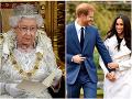 Harry zasadil kráľovnej Alžbete