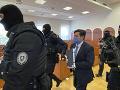 Kočner sa opäť postavil pred súd: Pokračuje pojednávanie v kauze vraždy Kuciaka