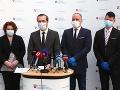 KORONAVÍRUS Smutný deň pre Slovensko: Počet mŕtvych sa zvýšil, zomreli traja infikovaní z Pezinka