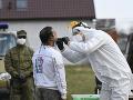 KORONAVÍRUS V rómskej osade v Trebišove nezaznamenali prípad ochorenia COVID-19