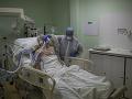 KORONAVÍRUS Počet pacientov na JIS-kách vo Francúzsku je najvyšší za takmer päť mesiacov