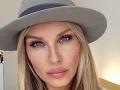 Simona Krainová šokovala fanúšikov: Zmenila farbu vlasov... Veď vyzeráš ako Xena!
