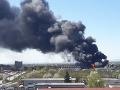 VIDEO Ohnivé peklo v Michalovciach: Išlo o úmysel? Škody za takmer dva milióny, prípad vyšetruje polícia