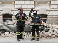Vyčíslili škody spôsobené ničivým zemetrasením v Záhrebe: Ide o miliardy eur