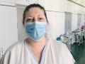 KORONAVÍRUS Silvia odmieta predstavu, že z nej práca zdravotníčky robí hrdinku: Po vlne solidarity sa bojí nenávisti