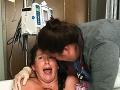 FOTO Žena (30) porodila dievčatko, no potom zažila brutálny šok: Lekári nechápali, čo sa deje!
