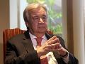KORONAVÍRUS Šéf OSN vyzval na dodržiavanie ľudských práv v čase pandémie