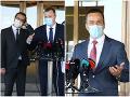 Mimoriadny výbor kvôli KORONAVÍRUSU v DSS: Smer kritizuje vládu, samé hádky! Ministri to popreli