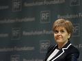 KORONAVÍRUS Škótska premiérka predstavila plán postupného uvoľňovania opatrení