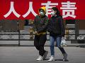 KORONAVÍRUS Dobré správy z Číny: Vo Wu-chane už neevidujú žiadneho pacienta