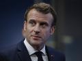 Možné predčasné voľby vo Francúzsku: Macronova kancelária správu popiera