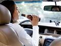 Alkohol za volantom v Žilinskom kraji: Polícia odhalila za týždeň desiatky opilcov