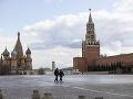 KORONAVÍRUSOM sa v Moskovskej oblasti mohlo infikovať až desať percent obyvateľov