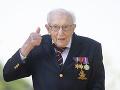 Vojnový veterán (99) vyzbieral pre britských zdravotníkov milióny: FOTO Neuveríte, čo za to získal!