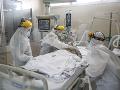 Lekár (61) opísal skúsenosť z hranice medzi životom a smrťou: KORONAVÍRUS ho takmer zabil