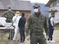 KORONAVÍRUS Výsledky testov obyvateľov osady v Kozárovciach sú negatívne, karanténa sa skončila