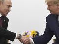Rusko a USA oslavujú: Trump a Putin si pripomenuli 75. výročie spolupráce počas 2 sv. vojny