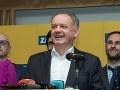 Prekvapenie u Kiskovcov: Pravá ruka exprezidenta na FOTO čaká prírastok!