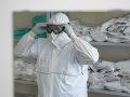 KORONAVÍRUS Ukrajina potvrdila ďalších vyše 4700 prípadov infekcie