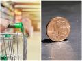 Ambiciózny plán vlády: Chceli by obmedziť centové mince v obchodoch, nápad obchodníci vítajú