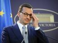 Morawiecki trvá na májovom termíne prezidentských volieb v Poľsku